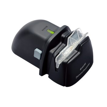 Picture of Electric Diamond Hone Knife Sharpener for Ceramic and Steel Knives
