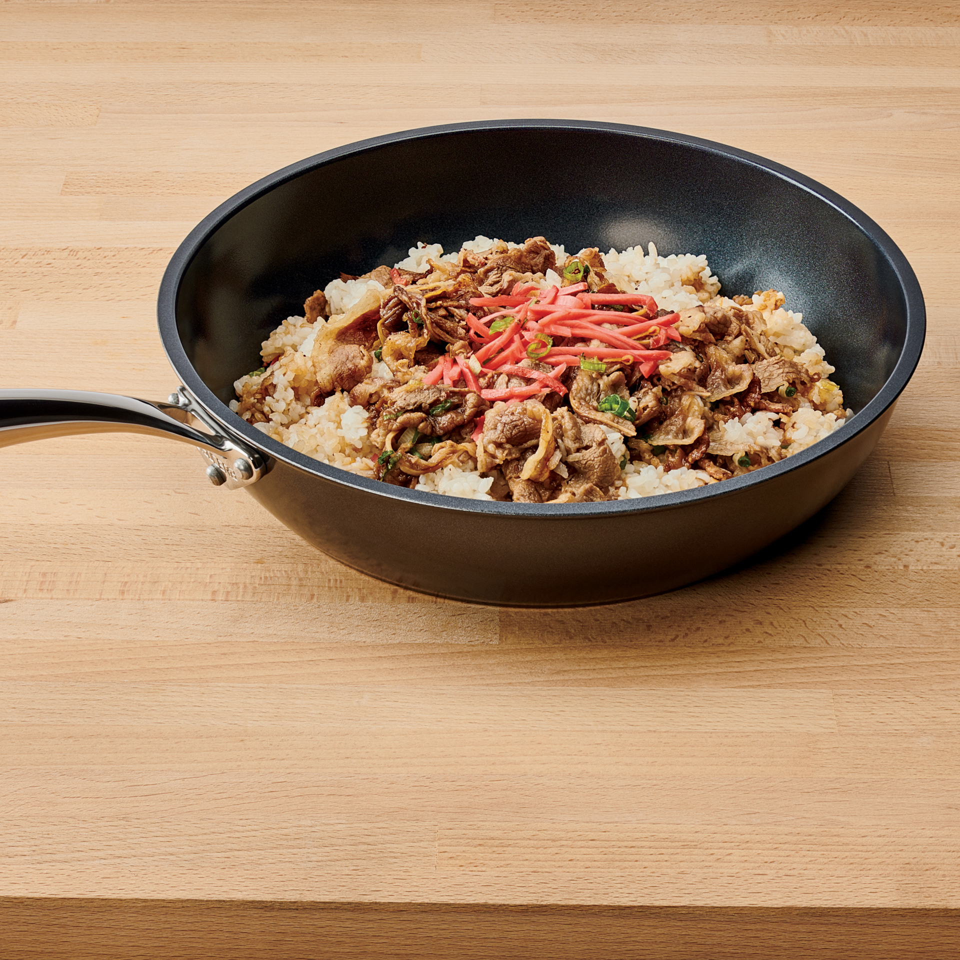 "Picture of 10"" Ceramic Nonstick Fry Pan"
