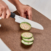 "Picture of Fuji 6.0"" Ceramic Santoku Knife"