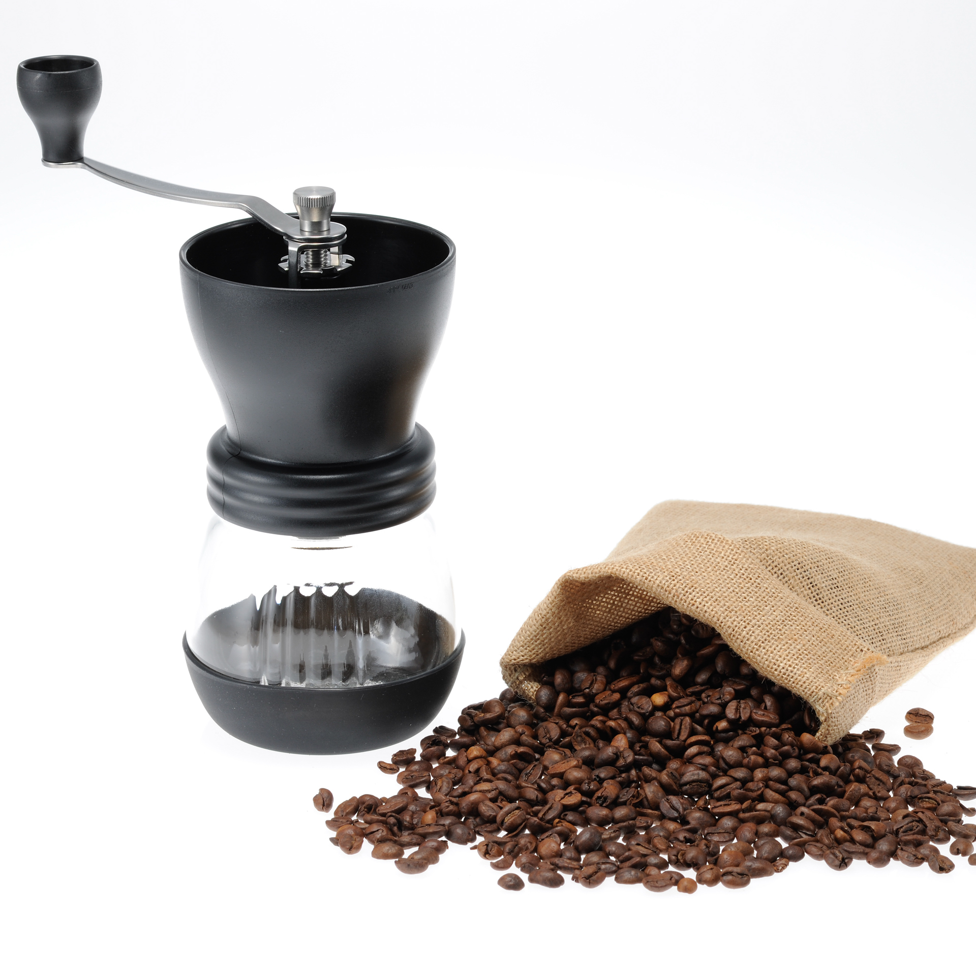 Picture of Coffee Mill - Adjustable Grinder with Storage Jar