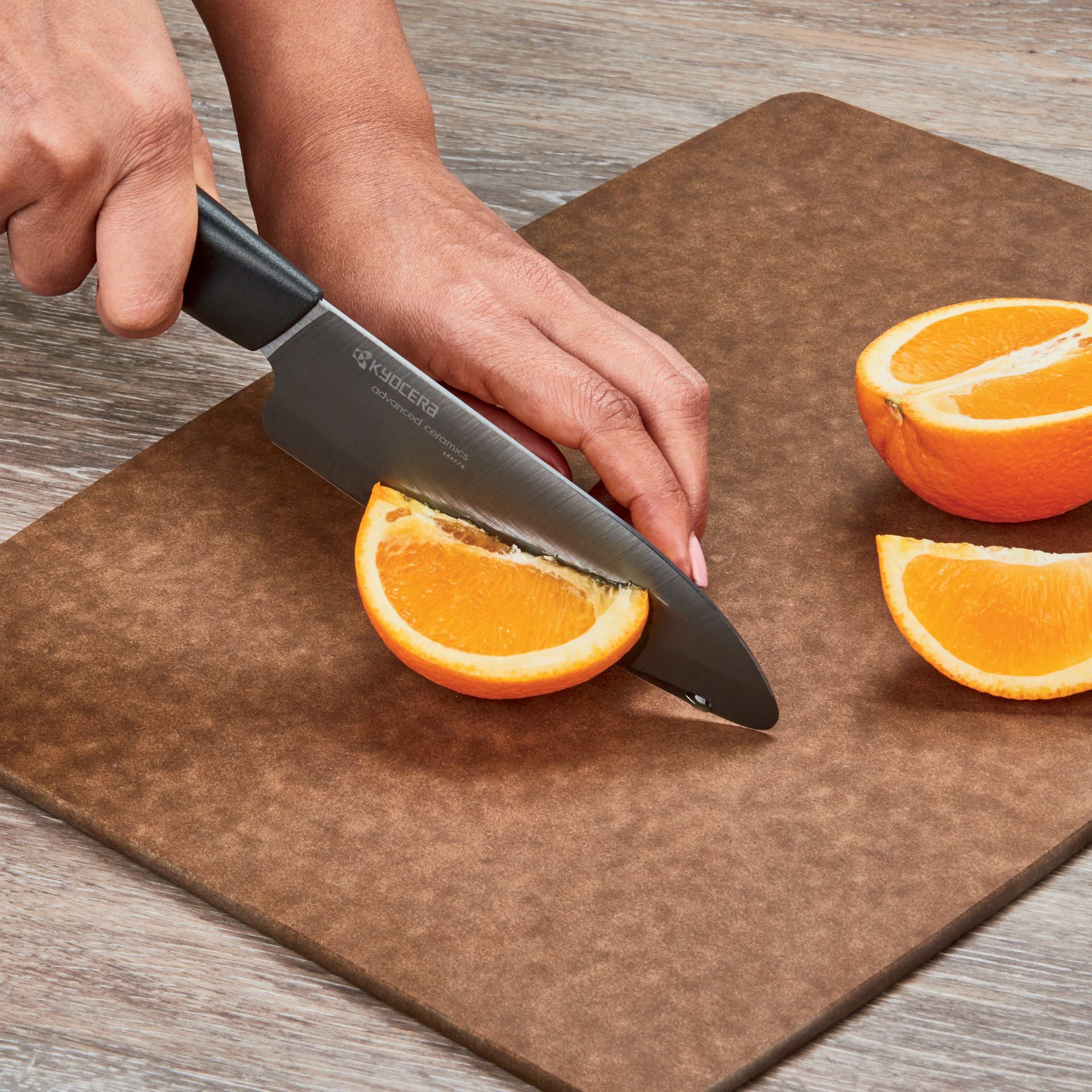 "Picture of Revolution 5.5"" Ceramic Santoku Knife"